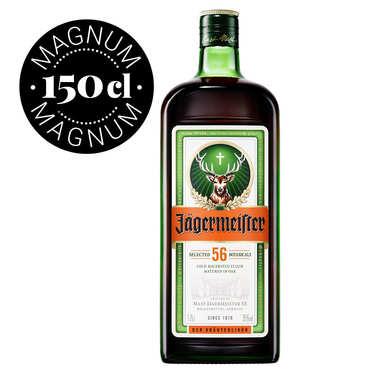 Jägermeister Liqueur 35% - Magnum