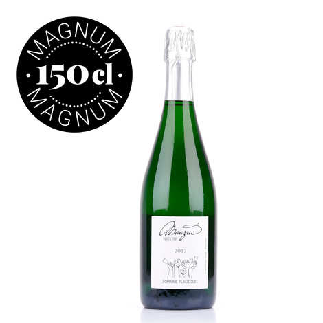 Domaine Plageoles - Mauzac Nature - Organic Sparkling White Wine from Gaillac - Magnum