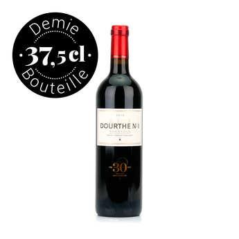 Vignobles Dourthe - Dourthe n°1 Bordeaux rouge AOC - Demi-bouteille