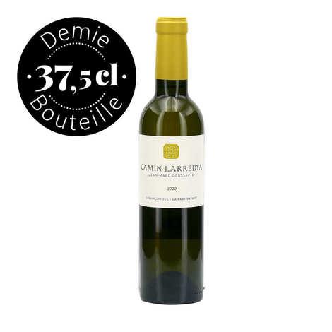 Camin Larredya - La Part Davant - Jurançon blanc sec bio demi- bouteille
