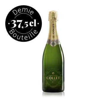 Champagne Collet - Champagne Collet Brut en demi-bouteille