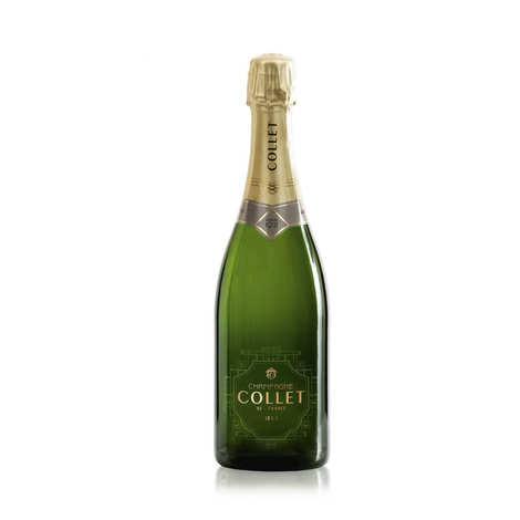 Champagne Collet - Raoul Collet Vintage Champagne - Half Bottle