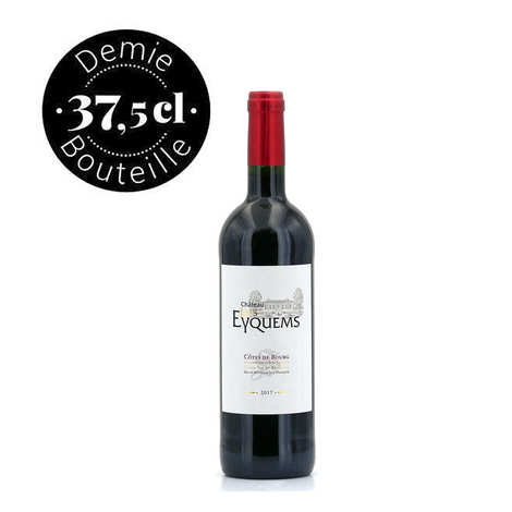 Château Les Eyquems - Château Les Eyquems - Bordeaux vin rouge Côtes de Bourg en demi-bouteille