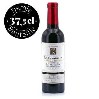 Kressmann - Bordeaux rouge AOC Grande Réserve - Demi-Bouteille