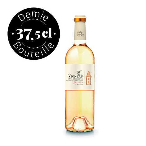 Couleurs d'Aquitaine - Le Vigneau - Côtes de Bergerac Moelleux AOC - Demi-bouteille