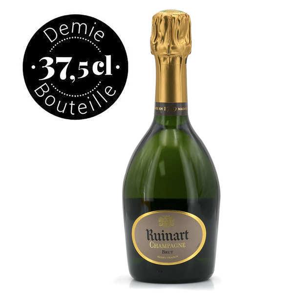 Champagne r de  brut - demi-bouteille - bouteille 37.5cl en étui