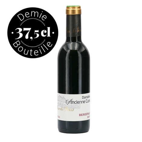 Domaine de l'Ancienne Cure - Bergerac vin rouge bio Jour de Fruit - Demi-bouteille
