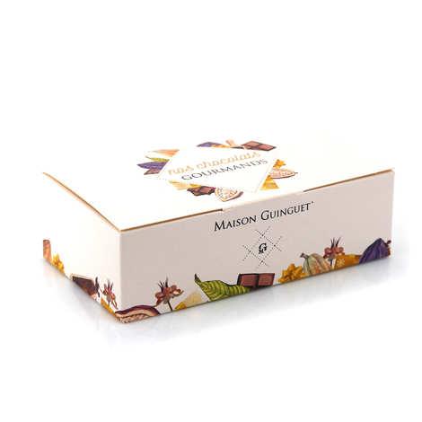 Maison Guinguet - Assortiment de chocolats fins en ballotin