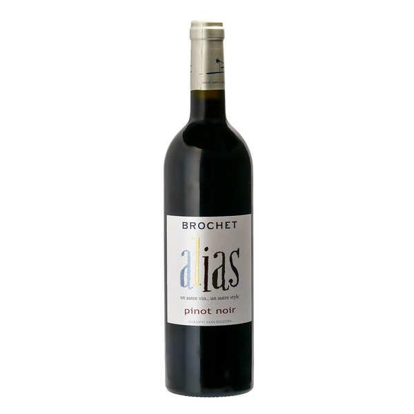 Alias Pinot Noir bio sans sulfite ajouté
