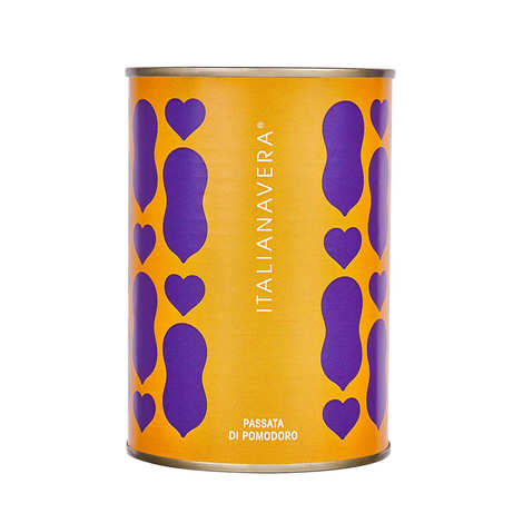ItalianaVera - Coulis de tomate italien artisanal