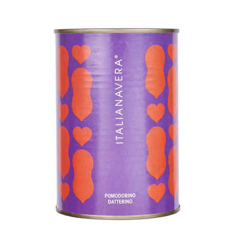 ItalianaVera - Tomates pelées Datterino italiennes