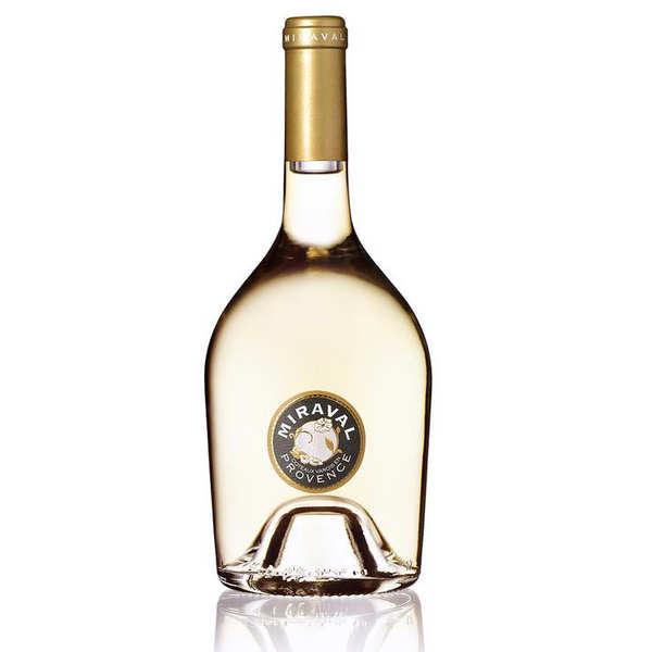 Miraval AOC Coteau Varois vin blanc