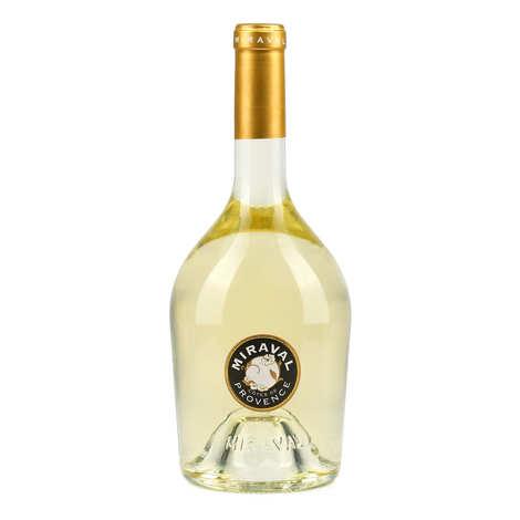 Miraval Provence - Miraval - AOC Côte de Provence vin blanc