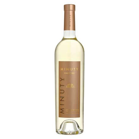 Minuty S.A. - Château Minuty cuvée Prestige vin blanc - Côtes de Provence AOC