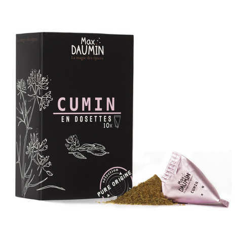 Max Daumin - Cumin pods from India
