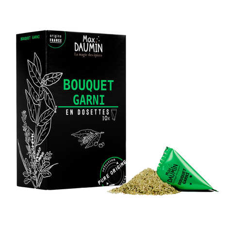Max Daumin - Dosettes de Bouquet Garni de France
