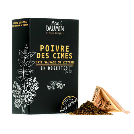 Max Daumin - Forest Pepper Pods From Vietnam