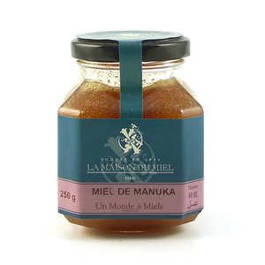 miel de manuka de nouvelle z 233 lande la maison du miel