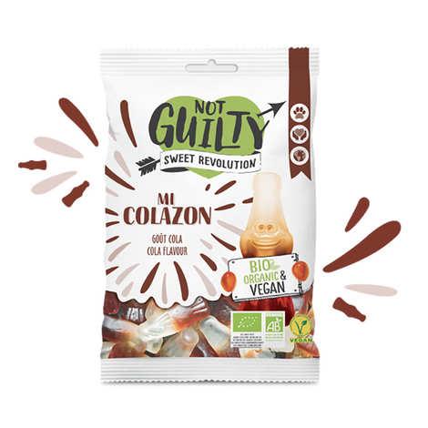 Not Guilty - Bonbons Cola bio, sans gélatine animale & vegan - Mi Colazon