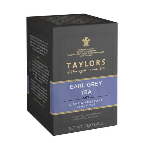 Taylors of Harrogate - Thé Earl Grey