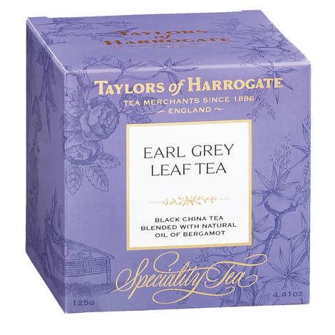 Taylors of Harrogate - Thé Earl Grey en vrac