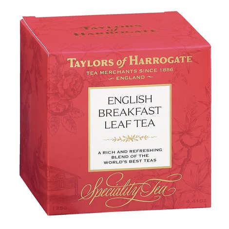 Taylors of Harrogate - Thé English Breakfast en vrac