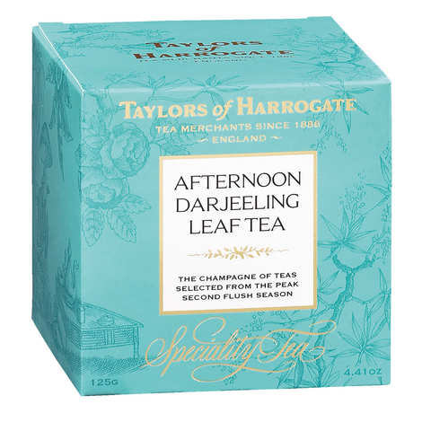 Taylors of Harrogate - Thé Afternoon Darjeeling en vrac
