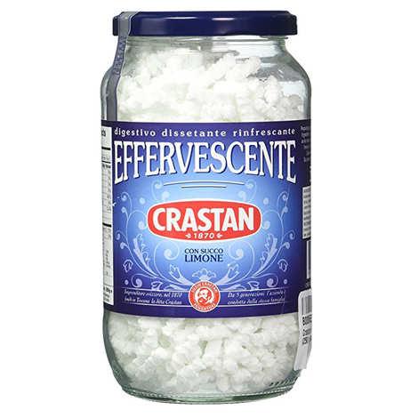 Crastan - Préparation pour boisson effervescente en granulés Crastan