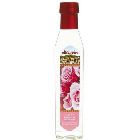 Oriental Diwan - Eau de Rose aromatisée