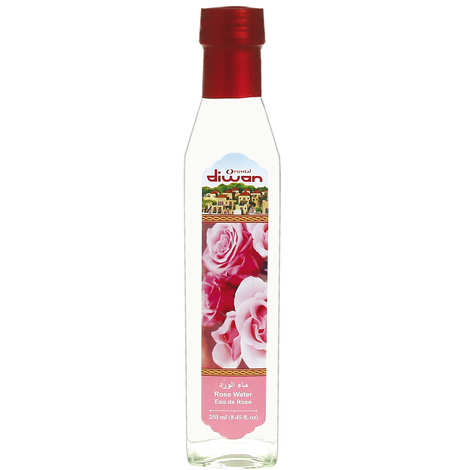 Oriental Diwan - Rose water