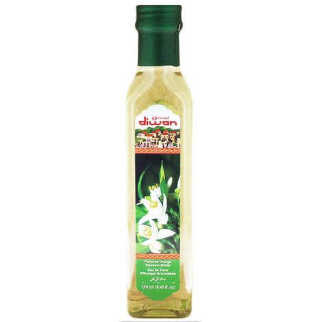 Oriental Diwan - Orange Blossom water