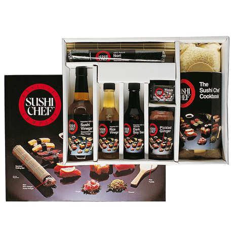 Sushi chef - Sushi-kit