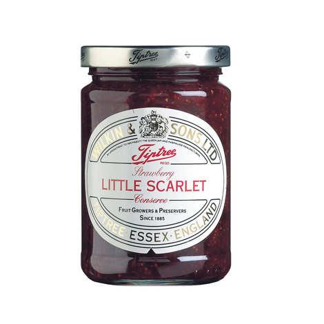 Tiptree - Confiture de petites fraises des bois Little Scarlet