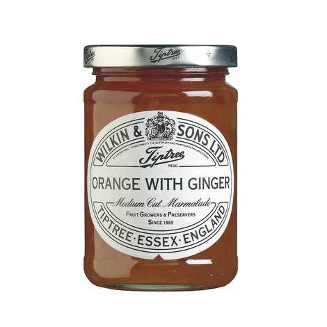 Tiptree - Marmelade d'oranges au gingembre anglaise