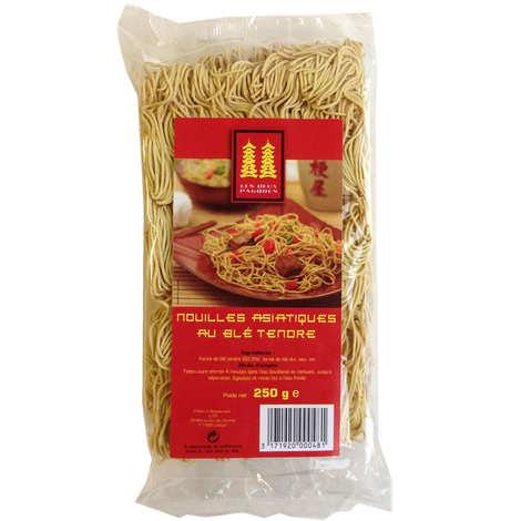 Les Deux Pagodes - Nouilles asiatiques au blé tendre