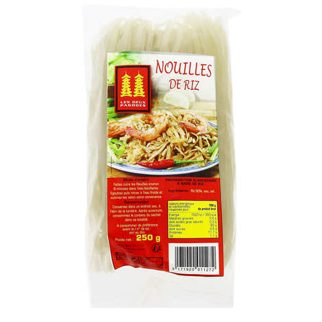 Les Deux Pagodes - Chinese Rice Noodles
