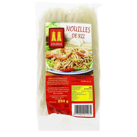Les Deux Pagodes - Nouilles de riz chinoises
