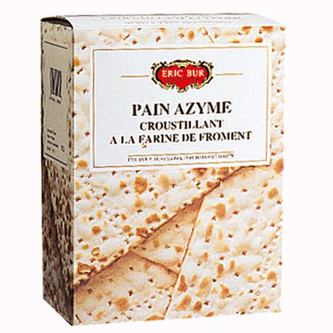 Eric Bur - Crispy unleavened bread