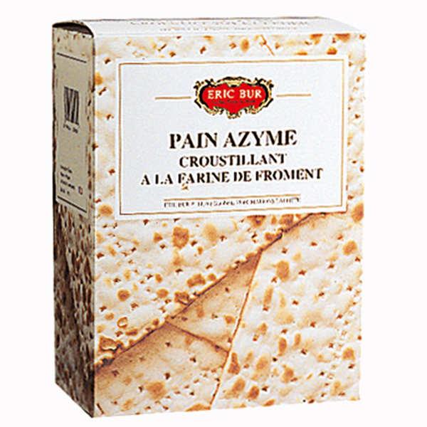 Pain Azyme au Froment