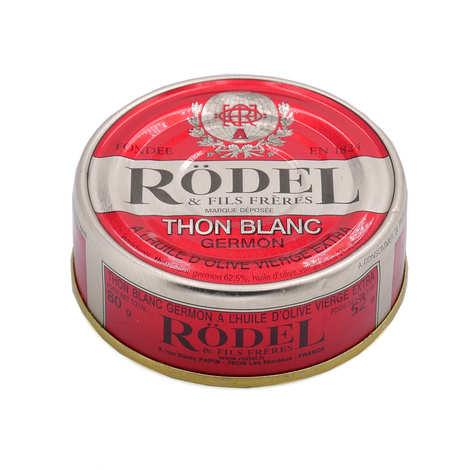 Rödel - White tuna Albacore with olive oil