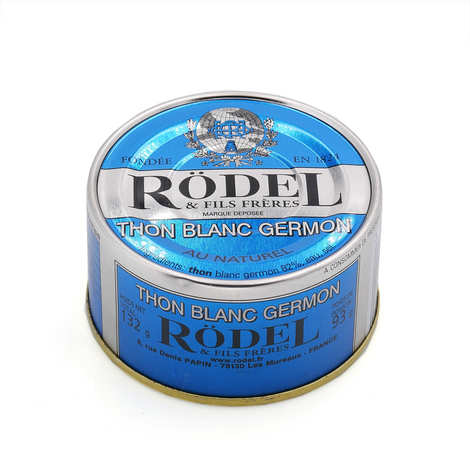 Rödel - Natural White tuna Albacore