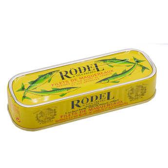 Rödel - Filets de Maquereaux Marinés au Chablis