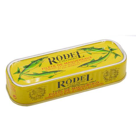 Rödel - Marinated Mackerel Fillets in Chablis