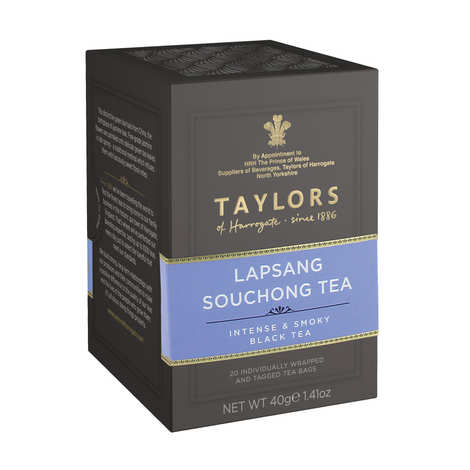 Taylors of Harrogate - Lapsang Souchong Tea