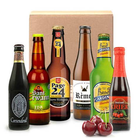 - Box découverte bières d'août