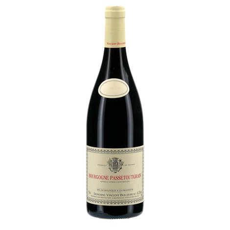 Domaine Vincent Bouzereau - Bourgogne Passetoutgrain - 12,5% - Vin rouge