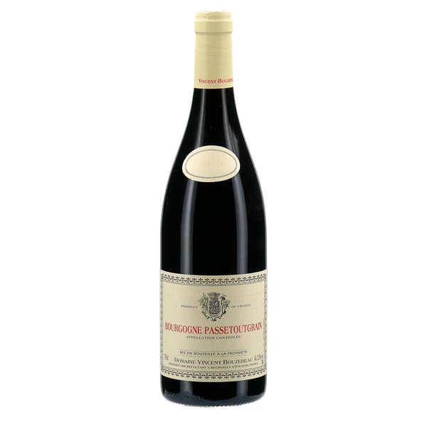 Bourgogne passetoutgrain - 12,5% - 2014- bouteille 75cl