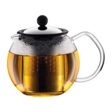 Piston teapot 1.5L - Assam