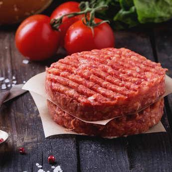 Maison Bousquet - 2 Chopped Steaks Aubrac of 150g