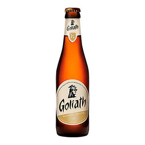 Brasserie des Légendes - Goliath Blonde Belgian Beer